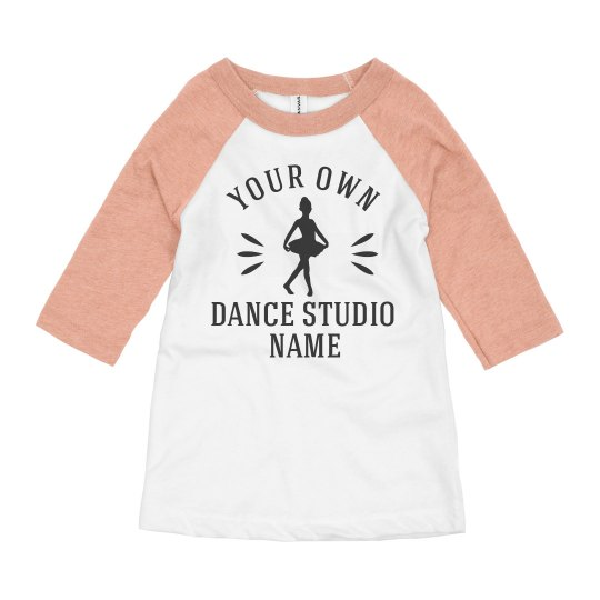 Make Your Own Dance Studio Tee