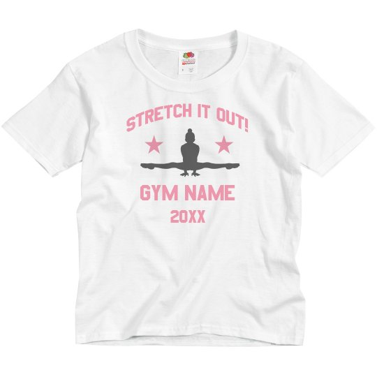 Make Your Own Gym Warm Up Tee