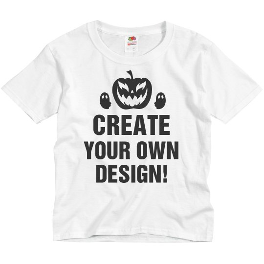 Make your Own Halloween T-Shirt