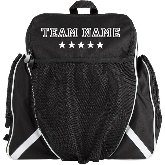 Make Your Own Team Name Bag