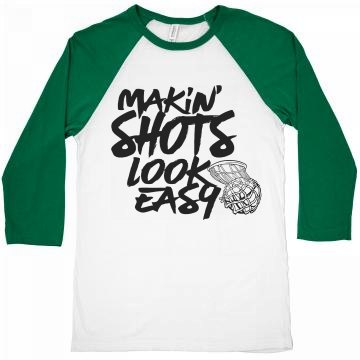 Makin Shots crop top