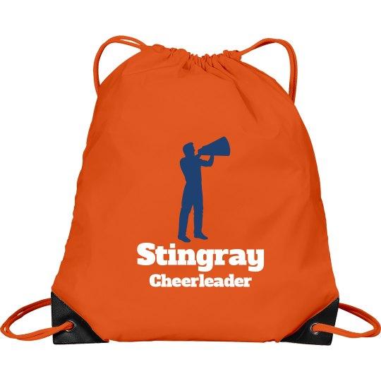 Male Cheer Bag