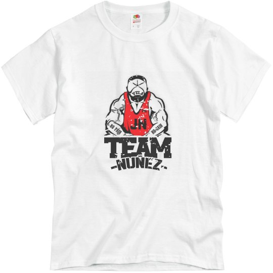 Male t-shirt nuñez