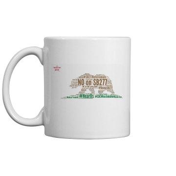 Mama Bear w/ Star Mug