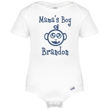 Mama's Baby Boy