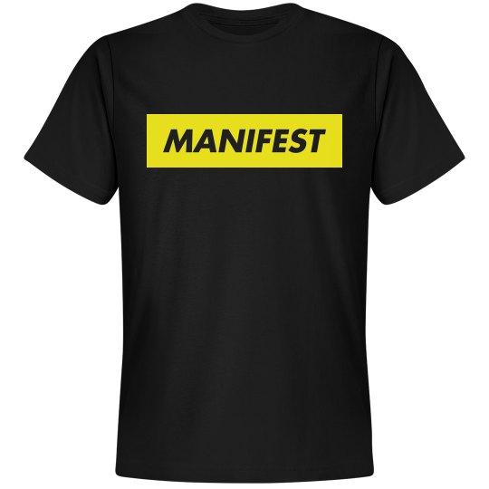 Manifest tshirt