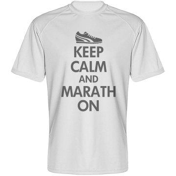 Marathon On Tee
