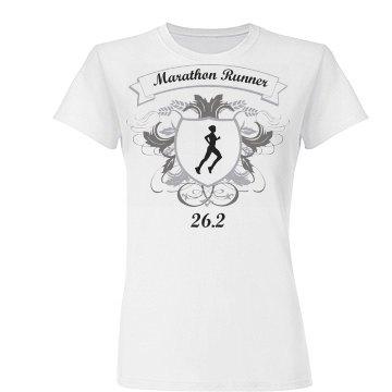 Marathon Runner Shield
