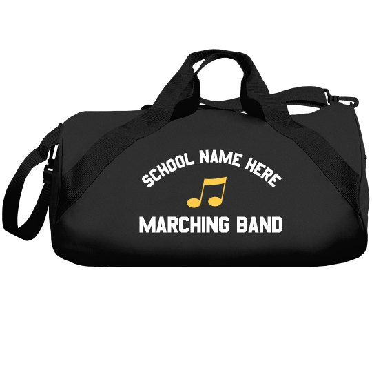 Marching Band Bag