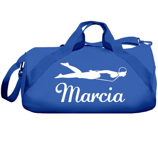 Marcias swimming bag