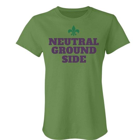Mardi Gras Neutral Ground