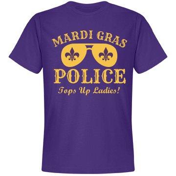 Mardi Gras Police