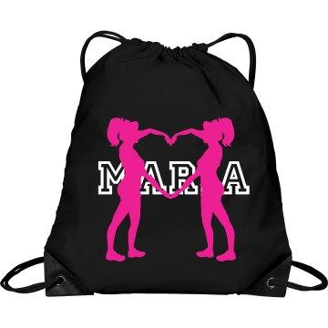 Maria cheer bag