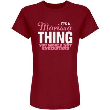 Marissa Thing