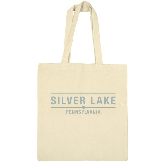 Market tote canvas shopping bag