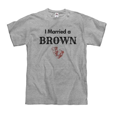 married a brown