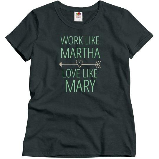Martha/Mary