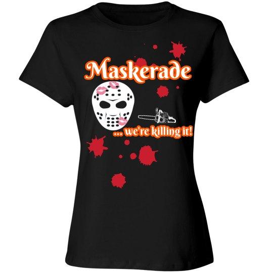 Maskerade Showcase Halloween 2020 - Tee