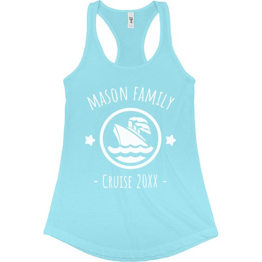 Mason Family Cruise Tanks