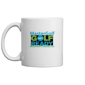 MasterGolf - Coffee Mug