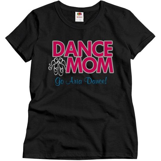 matching dance mom