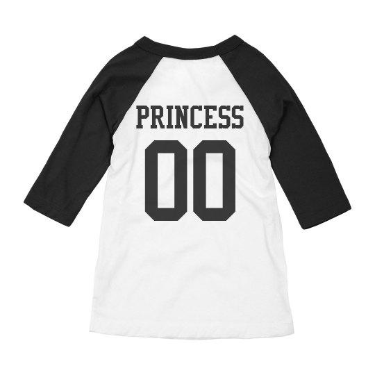 Matching Daughter Princess Tee