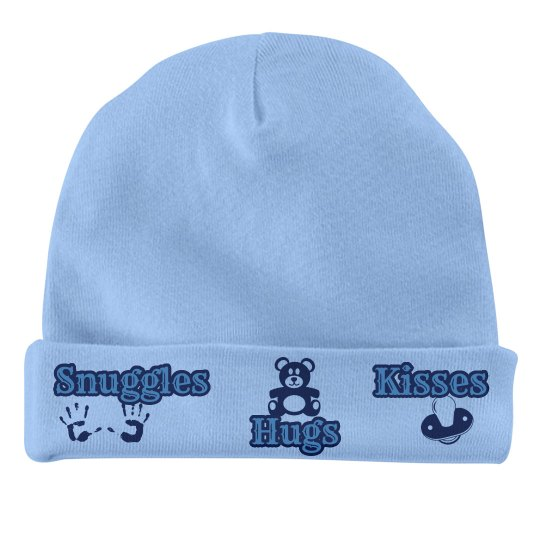 Matching Hat (Blue)