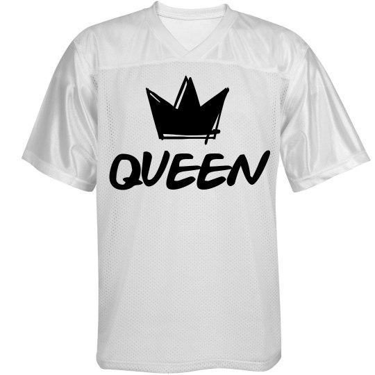 Matching King & Queen Jersey 2