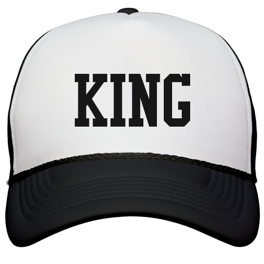 Matching King and Queen Hats 1