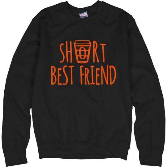 Matching Pumpkin Spice Short BFF