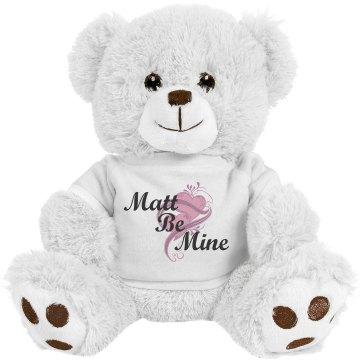 Matt Please Be Mine