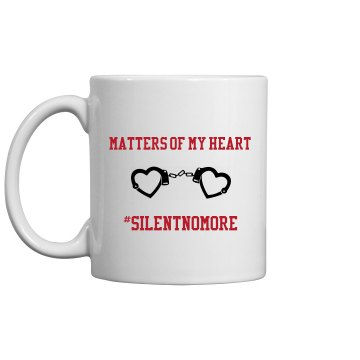 Matters of My Heart Coffee Mug