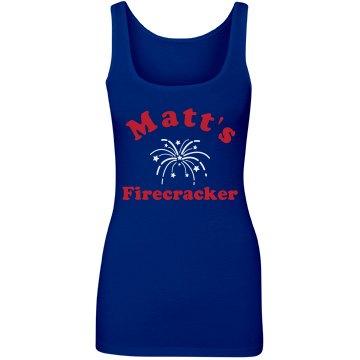 Matt's Firecracker