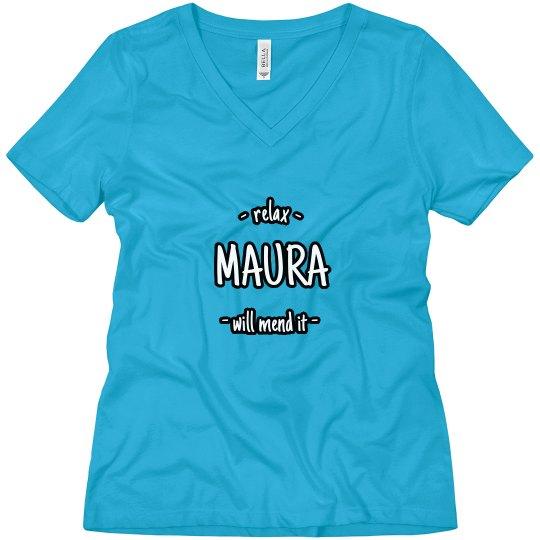 Maura shirt  will mend it