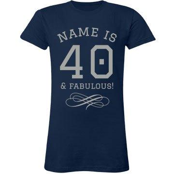 Maxine's 40 & Fabulous