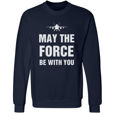 May The Air Force Be With You
