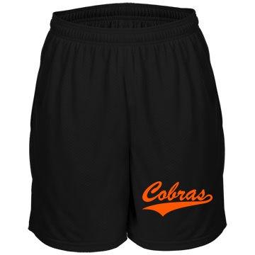 MC B-ball shorts