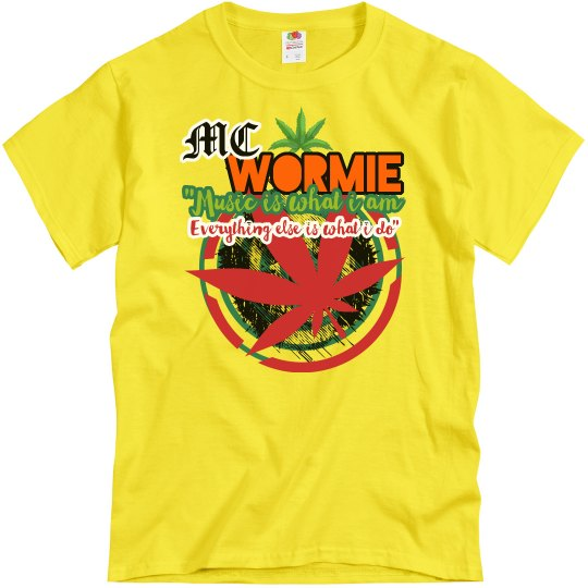 MC Wormie Shirt 1