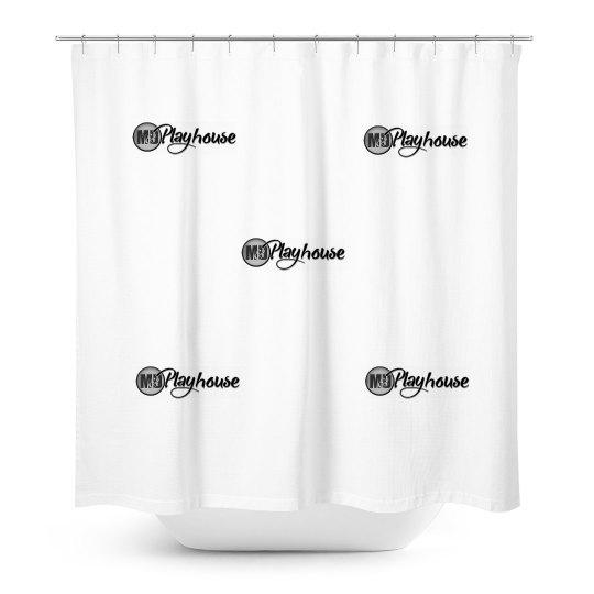 M&D Shower Curtain