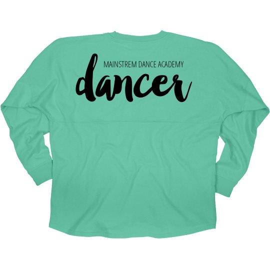 MDA Dancer Long Sleeve Tee