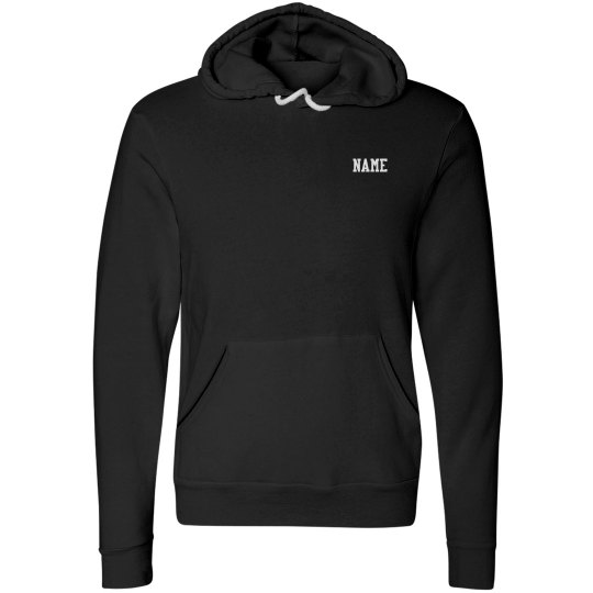 MDA Name on front Hoodie
