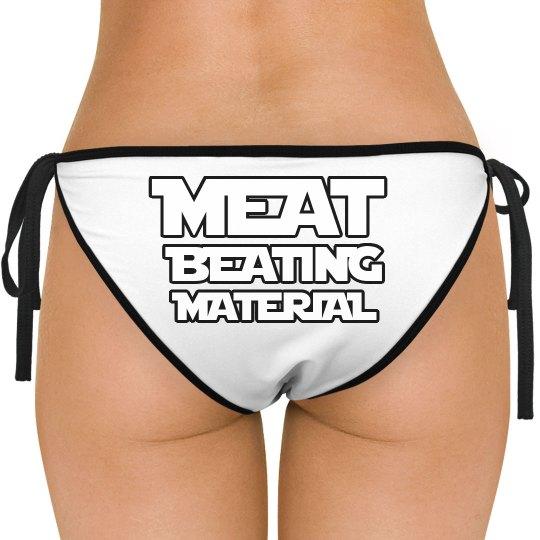 Meat Beating Material Bikini