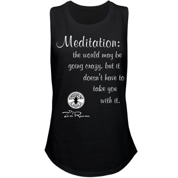 Meditation Sleeveless Shirt