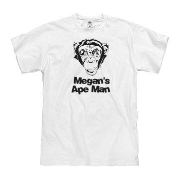 Megan's Ape Man