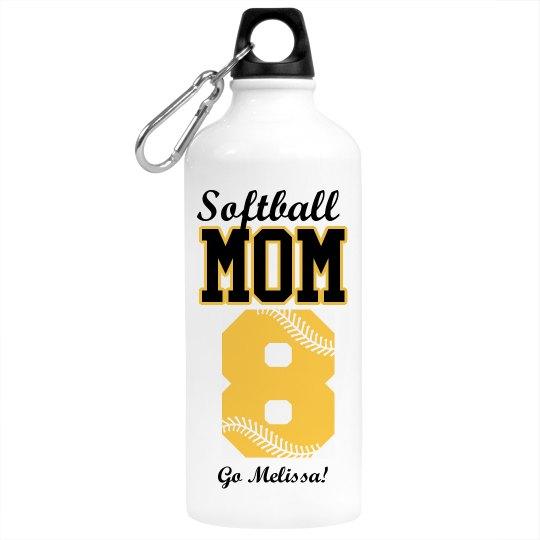 Melissa's Softball Mom