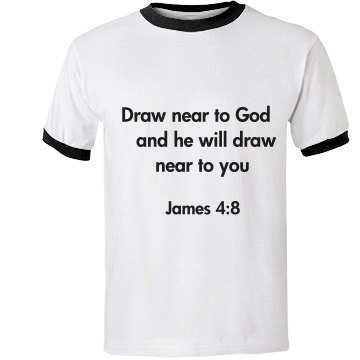 Men of Valor bible quote tee-shi