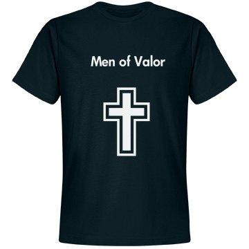 men of Valor Tee-Shirts