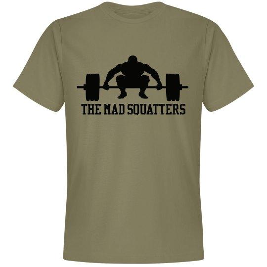 Men's - Team Logo T-shirt