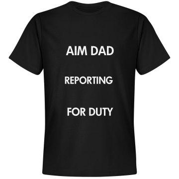 men's aim shirt