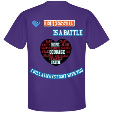 Men's Depression Tee